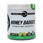 Honey Badger Hydration Recovery - 30 Servings - Lemon Lime