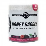 Honey Badger Hydration Recovery - 30 Servings - Wild Berry