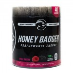 Honey Badger Performance Energy - 40 Servings - Wild Berry