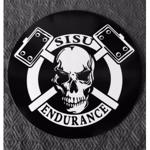 SISU Endurance Stickers